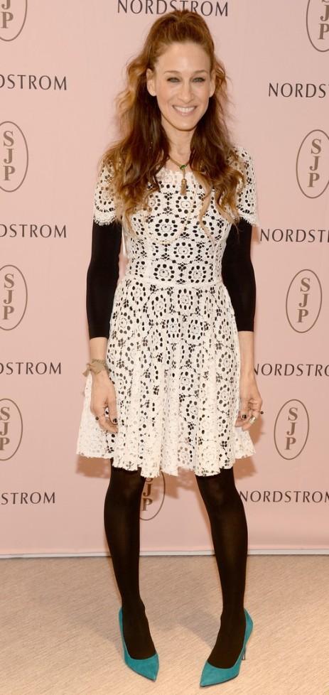 Sarah Jessica Parker Launches Shoe Line: Copy Her Gorgeous ...