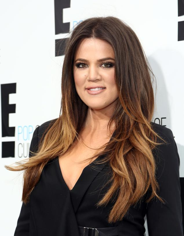 Khloe Kardashian Breaks In Her New Beaded Heels At Lax Shoes Post