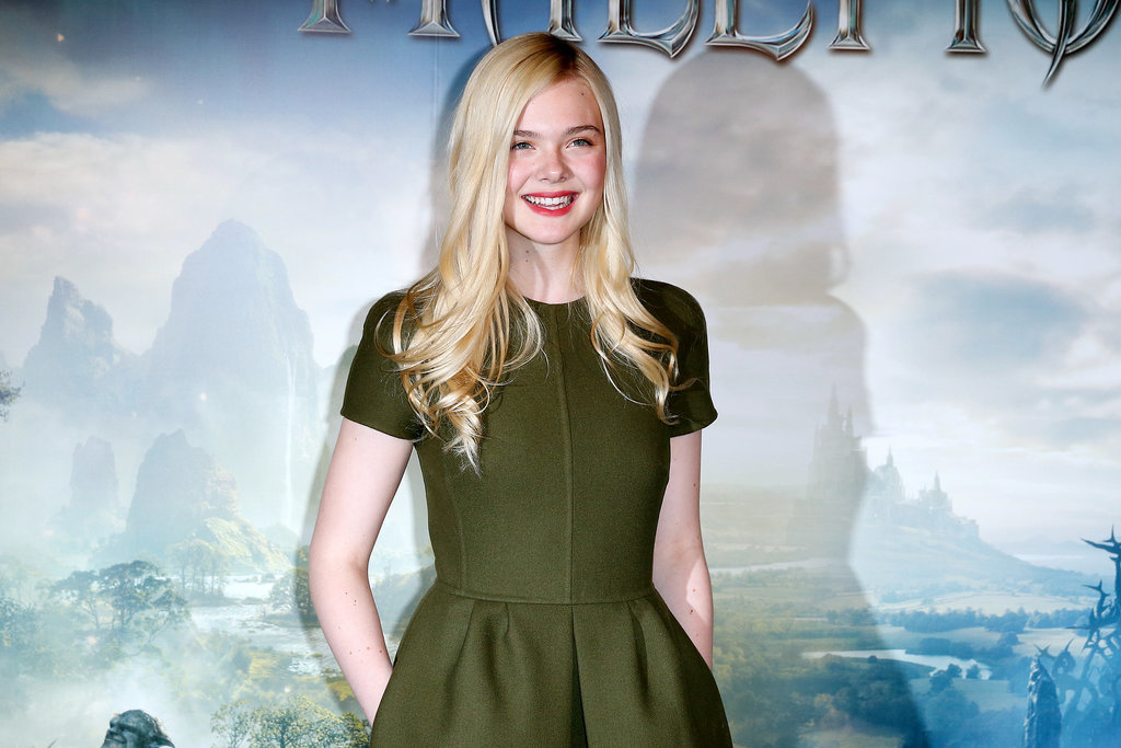 Elle Fanning Maleficent