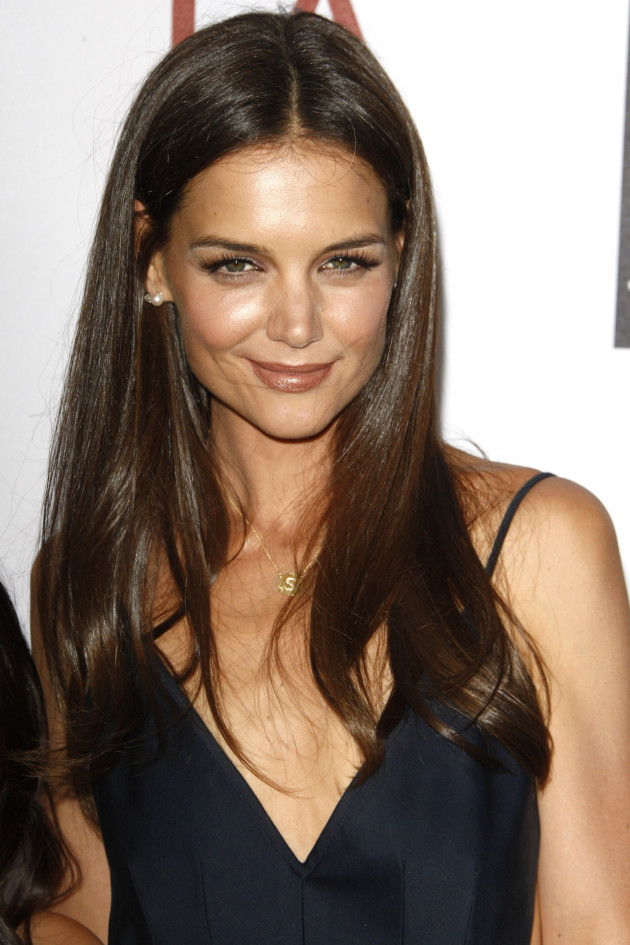 Will You Wear Your Slip On Espadrilles Like Katie Holmes