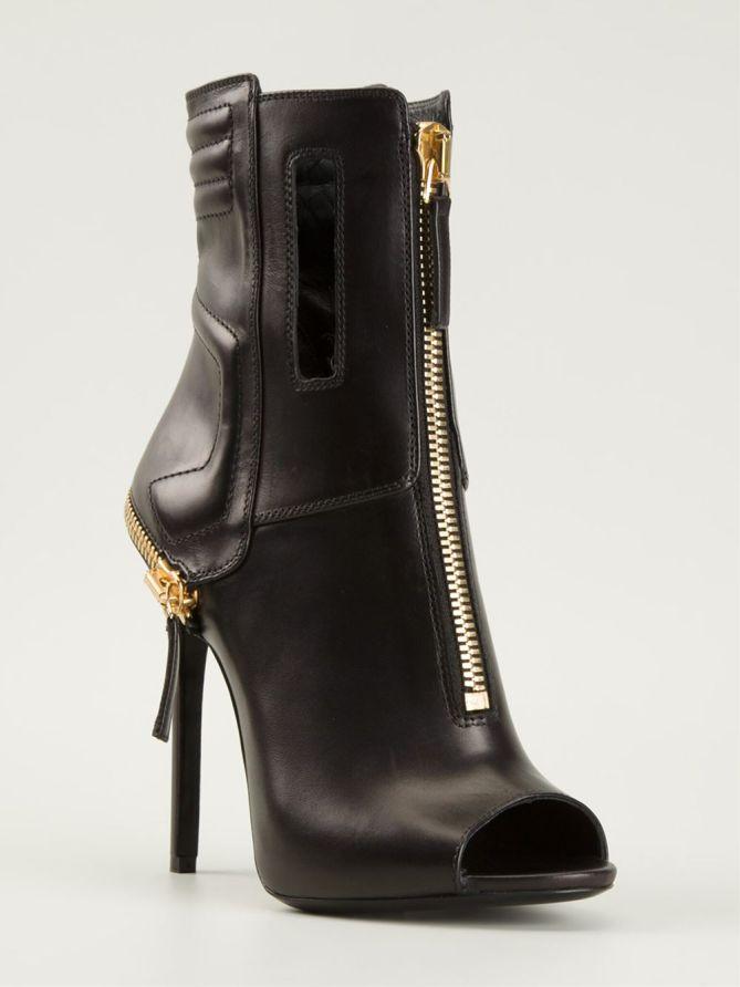 gianmarco lorenzi open toe ankle boots shoes post