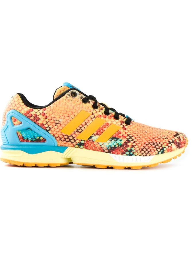 Adidas 'ZX Flux Python' Sneakers – Shoes Post