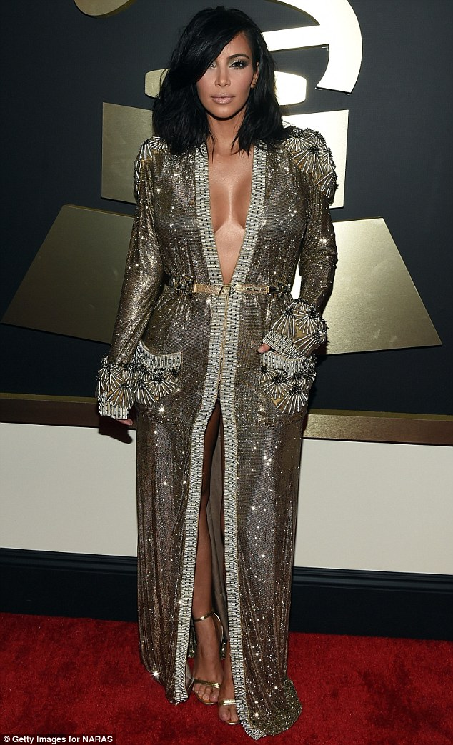 What do you think of the way Kim Kardashian dresses? - Quora