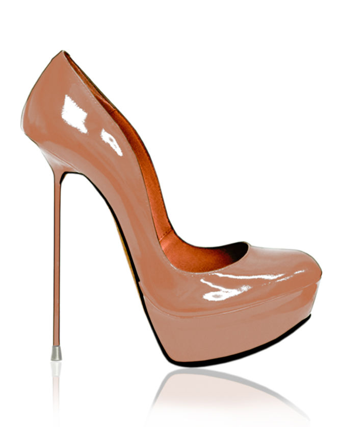 Di Marni High Heel Shoes