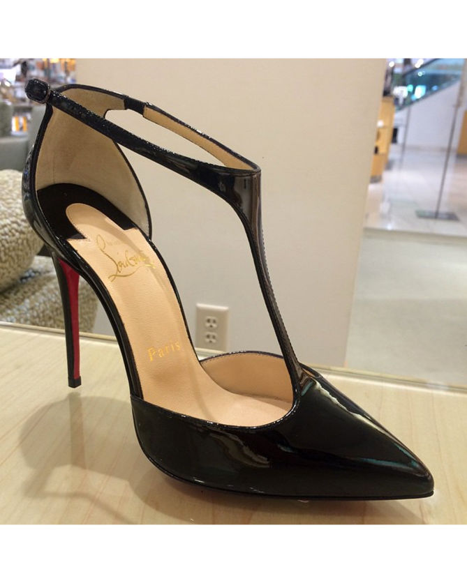 christian louboutin j string shoes