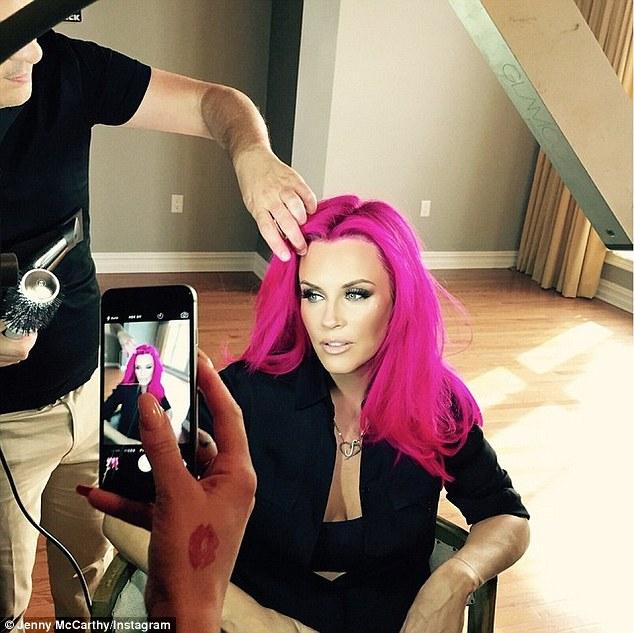 Jenny mccarthy snapchat