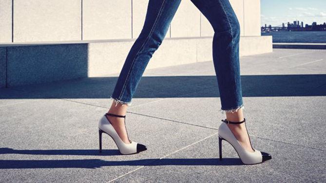NINE WEST LAVISH T-STRAP PUMPS – Shoes Post
