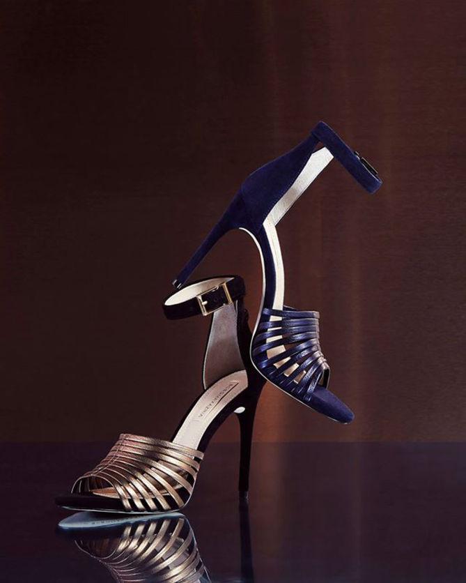 a68cb2da67d BCBG DENA HIGH-HEEL STRAPPY SANDAL - Shoes Post
