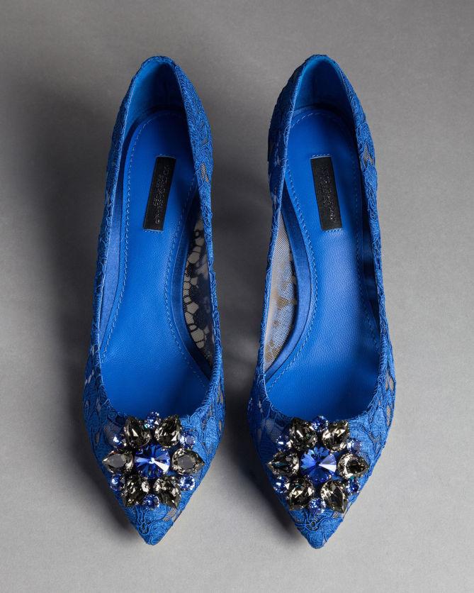Bellucci pumps - Blue Dolce & Gabbana jkk8l