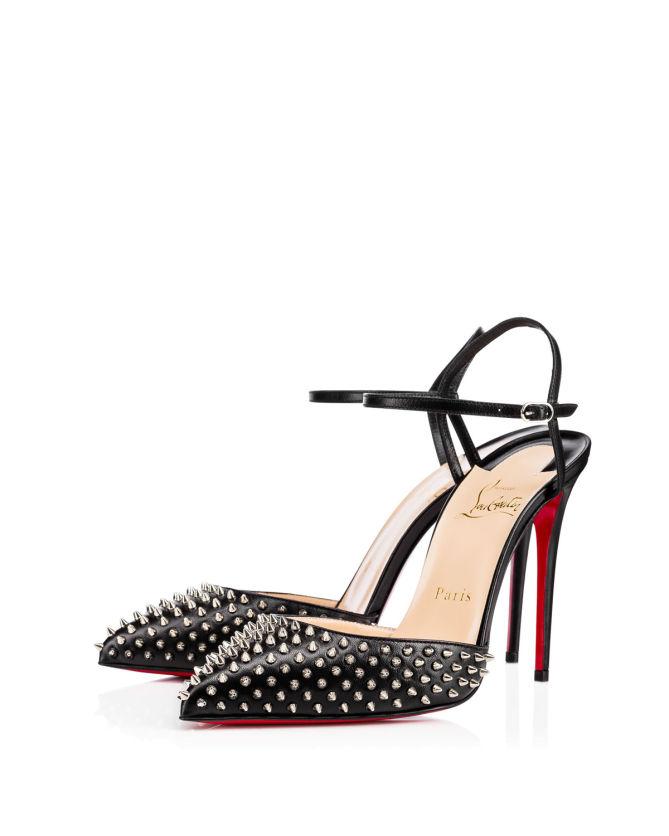 6e247c21c80 Christian Louboutin Baila Spike 100 mm - Shoes Post