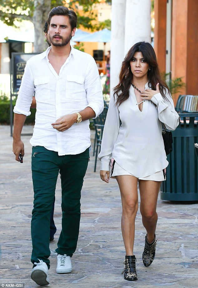scott dating kourtney sister Scott seems to get sprung over a different one of kourtney's sisters every six months, doesn't he but if this is truemomager kris really needs to stop focusing so hard on wheeling deals.