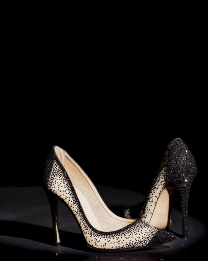 Sergio RossiEmbellished pointed pumps 018M4