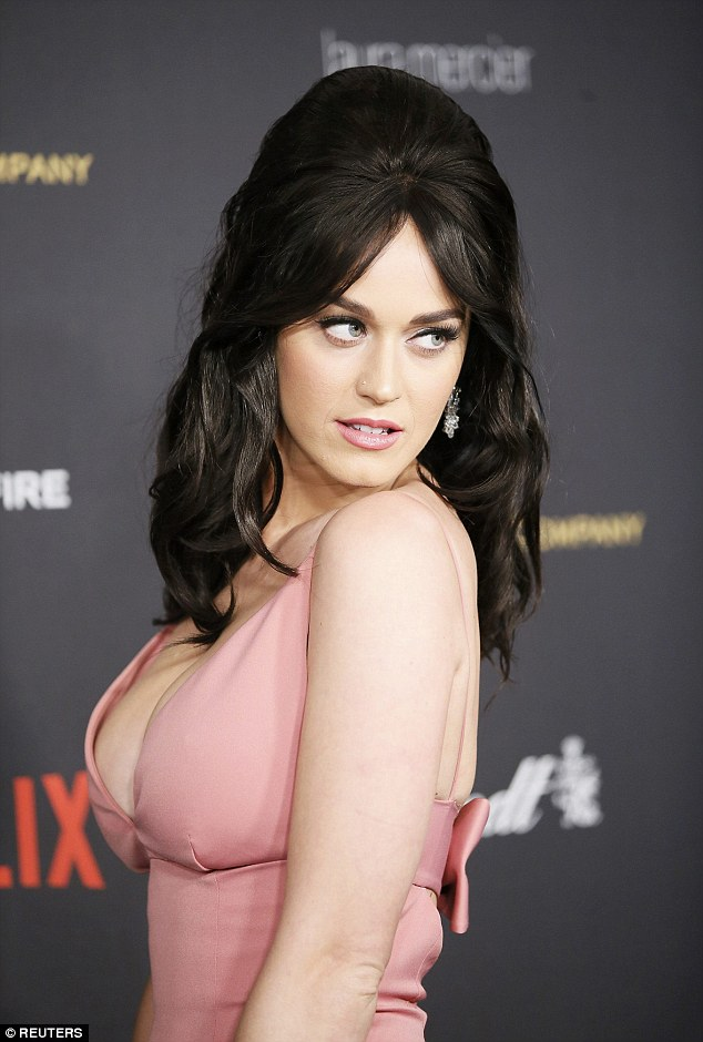 Katy perry hook up