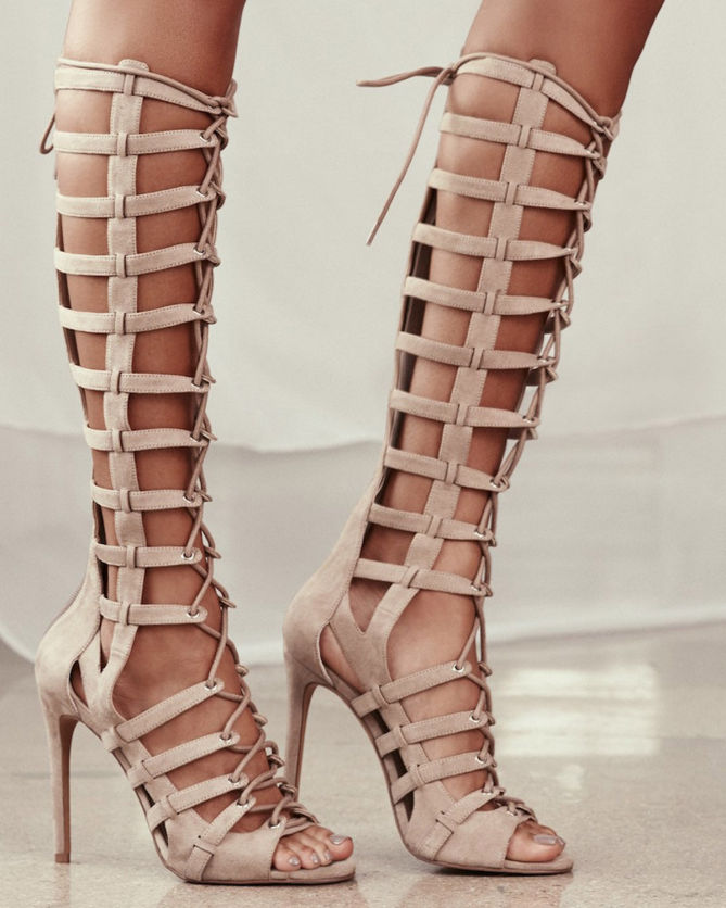 Chaussures - Sandales Kendall + Kylie AUI1R