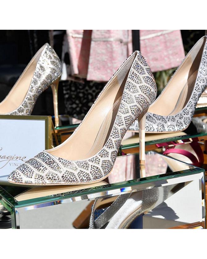 a4dc3c221c0 Vince Camuto IMAGINE OLIVIER- RHINESTONE EMBELLISHED PUMP - Shoes Post