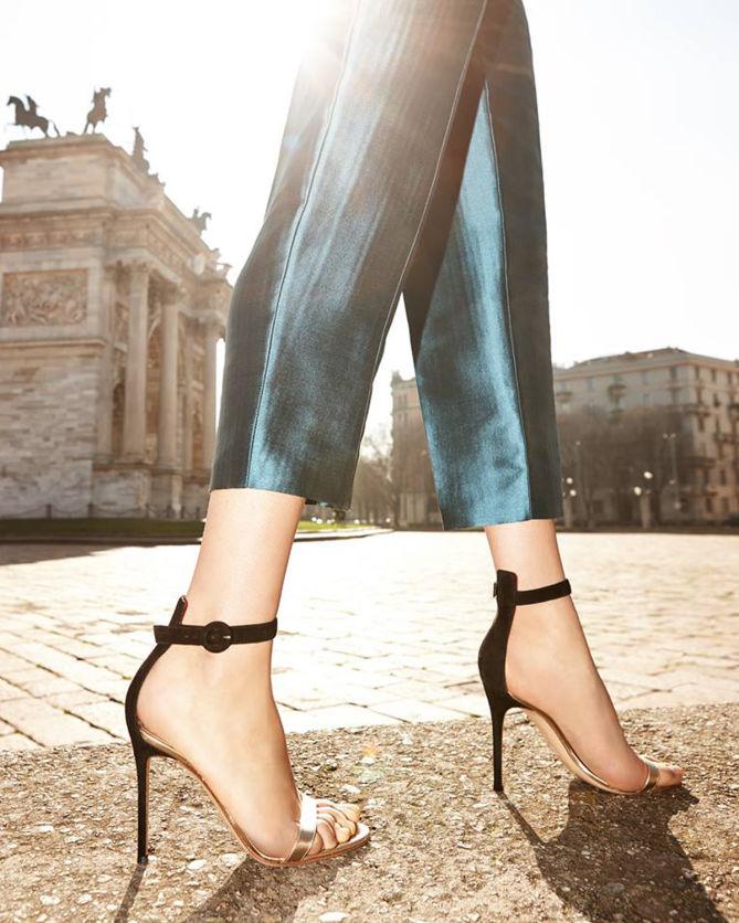1871d84abde GIANVITO ROSSI Portofino Ankle-Strap Sandals - Shoes Post
