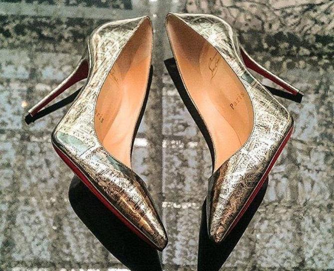 2f8176d0b066 Christian Louboutin Decollete 554 Plan De Paris 100 mm - Shoes Post