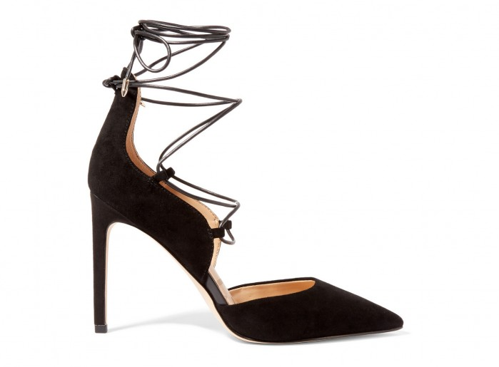 6bdea08a04f4 SAM EDELMAN Helaine suede pumps - Shoes Post