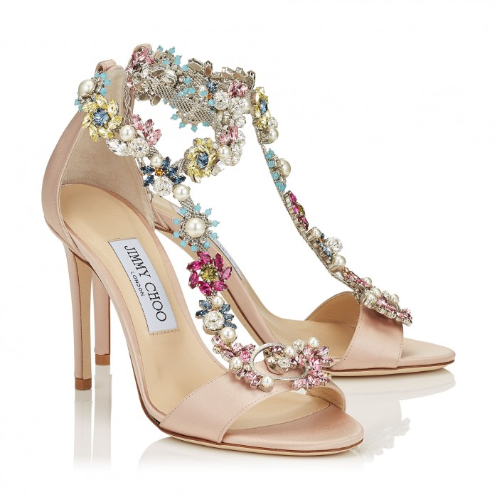 Jimmy Choo Reign 100 Shoes Post