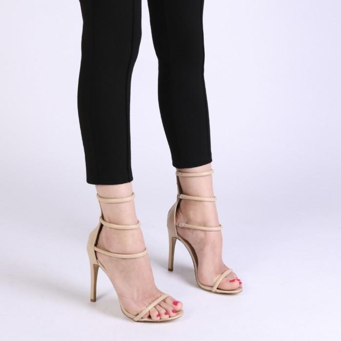 Demi Rose Nikki Heels - Shoes Post-5245