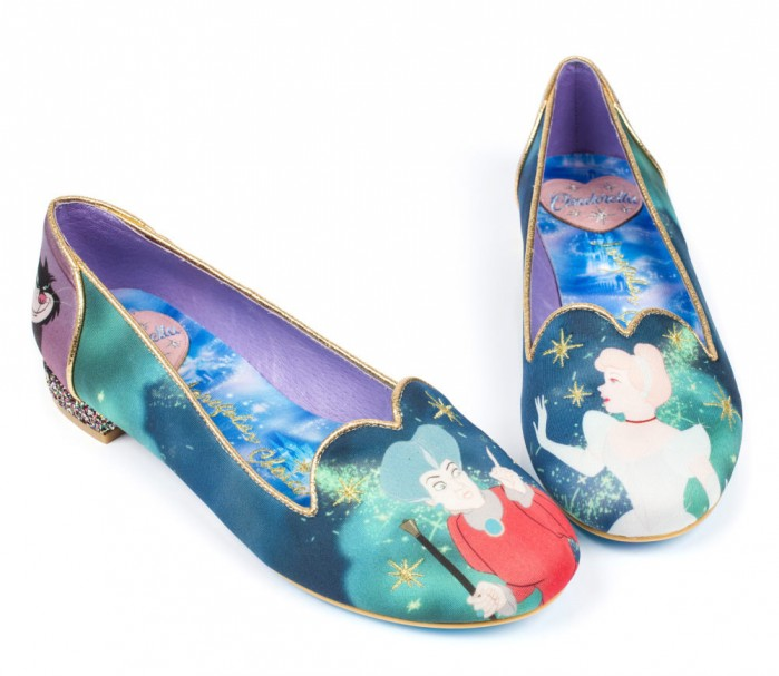THE IRREGULAR CHOICE CINDERELLA COLLECTION - Shoes Post