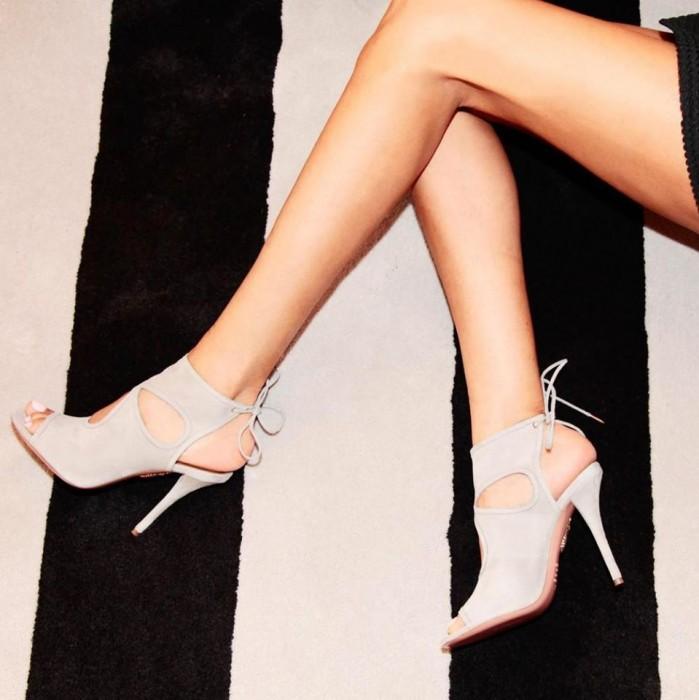 Aquazzura Sexy Thing 105 - Shoes Post-6957