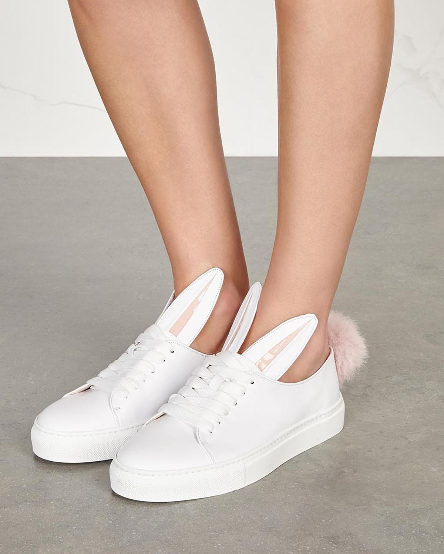 Rabbit Heel Shoes