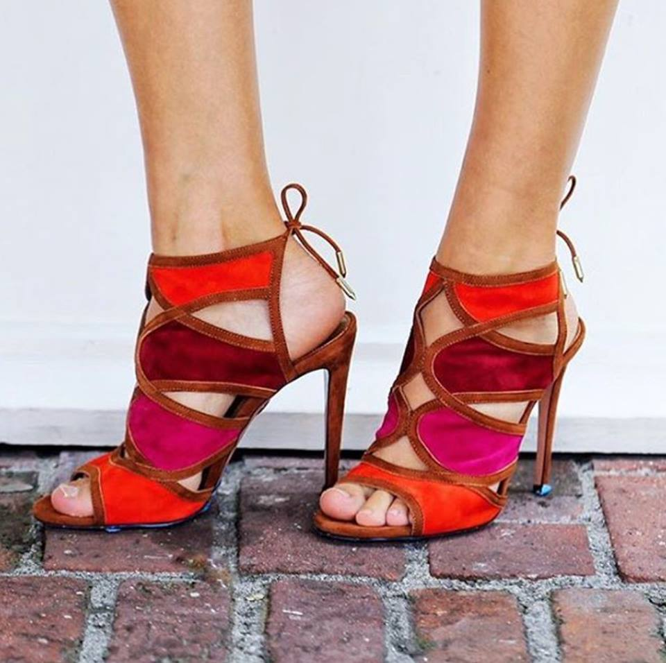 Aquazzura 'Vika' sandals