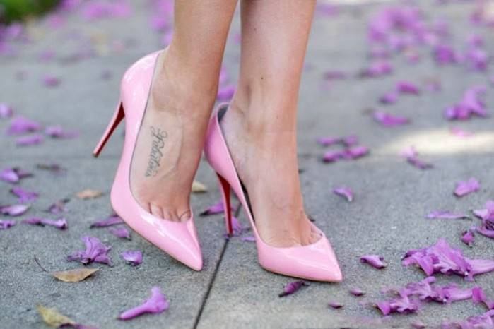 christian louboutin pigalle follies rose pink