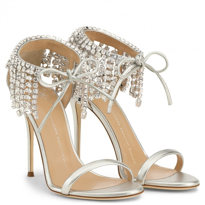 6f6a5660a0fa Giuseppe Zanotti Design CARRIE CRYSTAL - Shoes Post