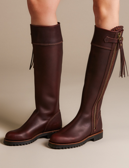 Get Your Pair Of Knee High Boots From Penelope Chilvers