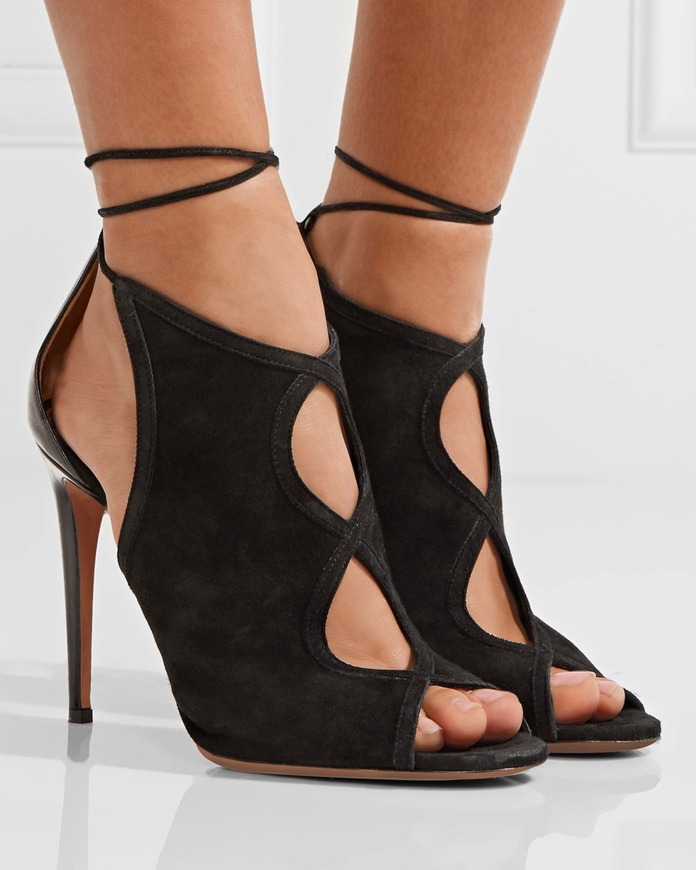 Aquazzura 'Nomad' sandals QTNvNEMAx