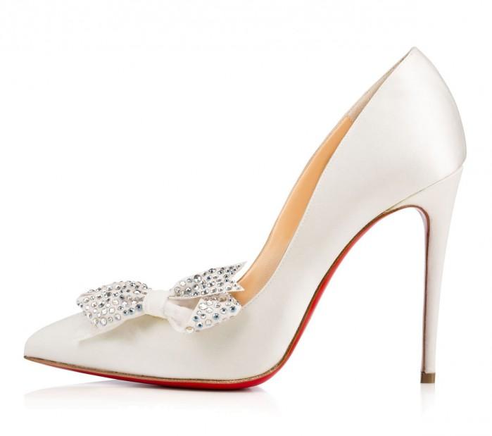 4ce2ddff410 Christian Louboutin Madame Menule 100 mm - Shoes Post