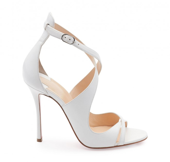 cheap for discount 4fcf0 0c883 Christian Louboutin Malefissima Crisscross 100mm Red Sole ...