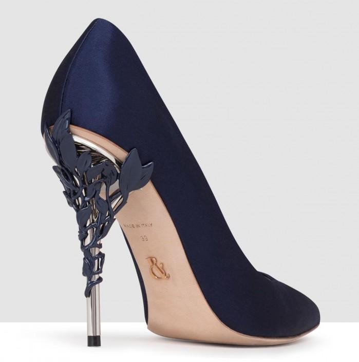Black Prom Shoes Pumps