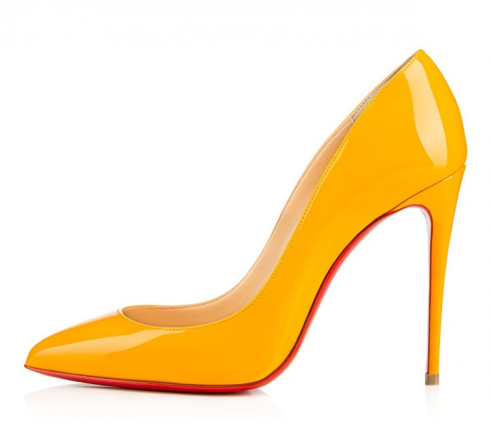 909cfe6a8f2 Christian Louboutin Pigalle Follies 100 mm - Shoes Post