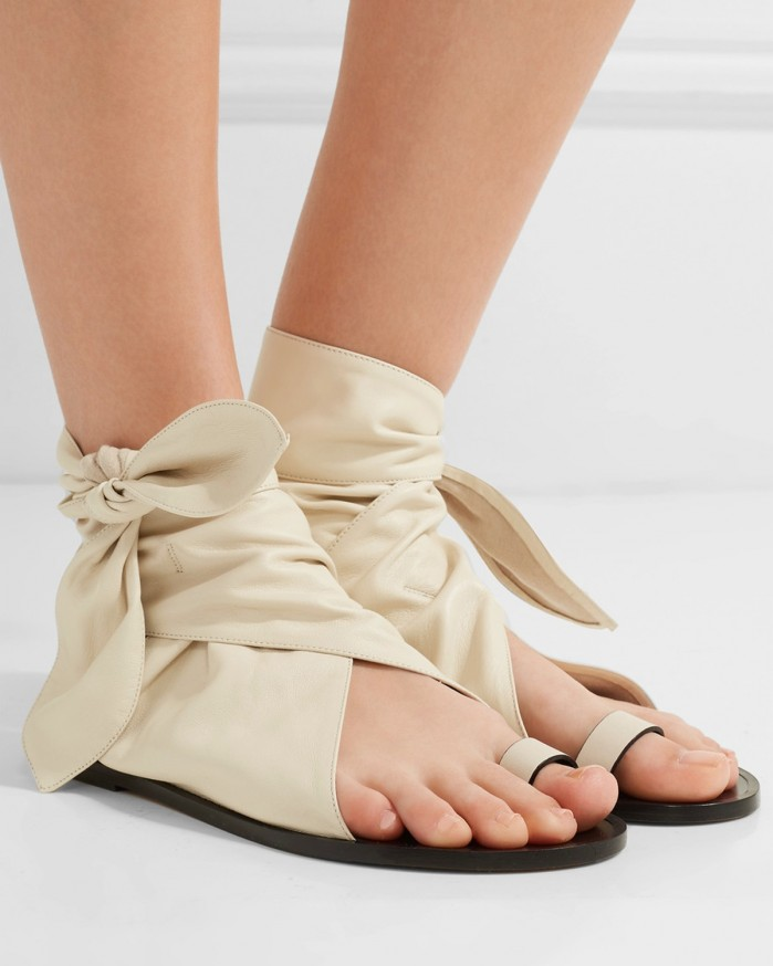 Sandals Leather Shoes Isabel Maheo Post Marant rsQxCthd