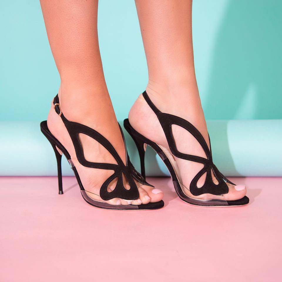 high quality for sale 100% original for sale Sophia Webster Madame Butterfly sandals cheap sale prices ByyIYVKH