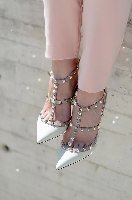 valentino garavani rockstud pumps shoes post