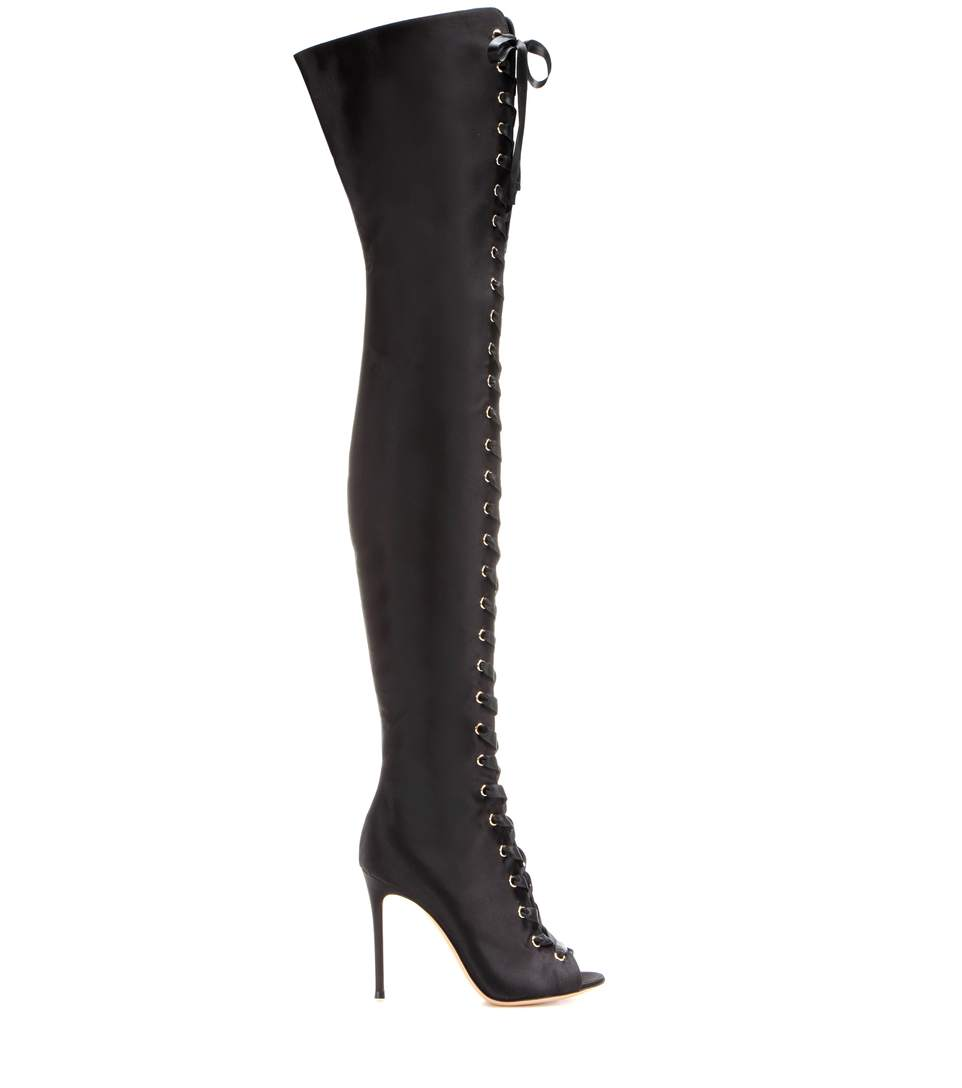 the expensive thigh high boots of kloe shoes post
