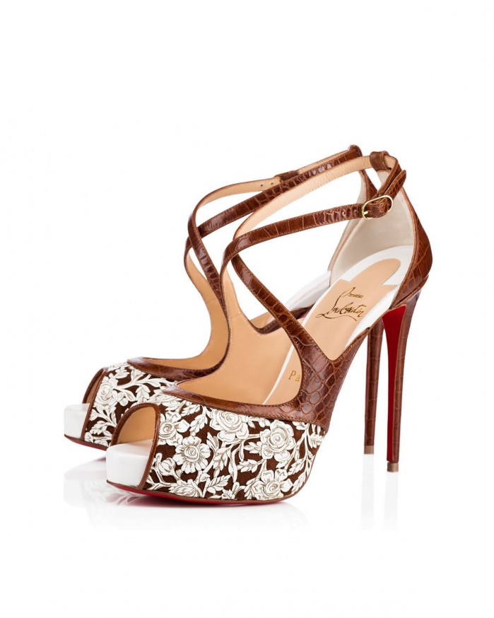 46cc546a78e Christian Louboutin Mira Bella 120 mm - Shoes Post