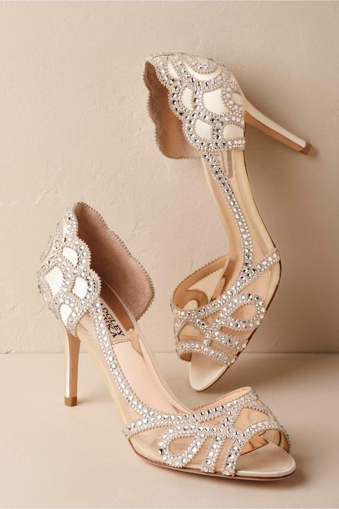 Badgley Mischka Natoli Heels Shoes Post