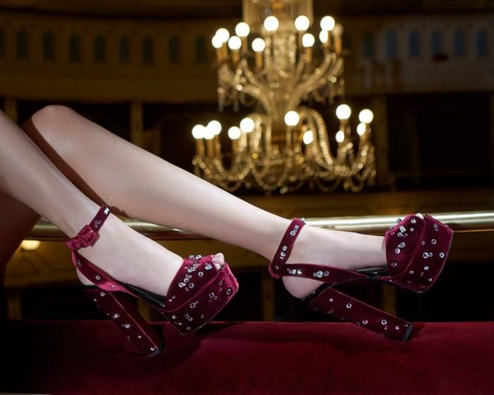 24379163d0f6 Giuseppe Zanotti Design The Dazzling Betty - Shoes Post