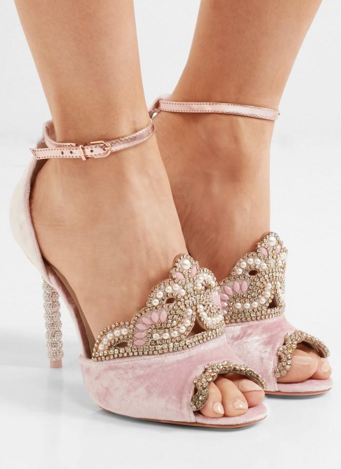 embellished sandals - Metallic Sophia Webster SF0cL8Y55t