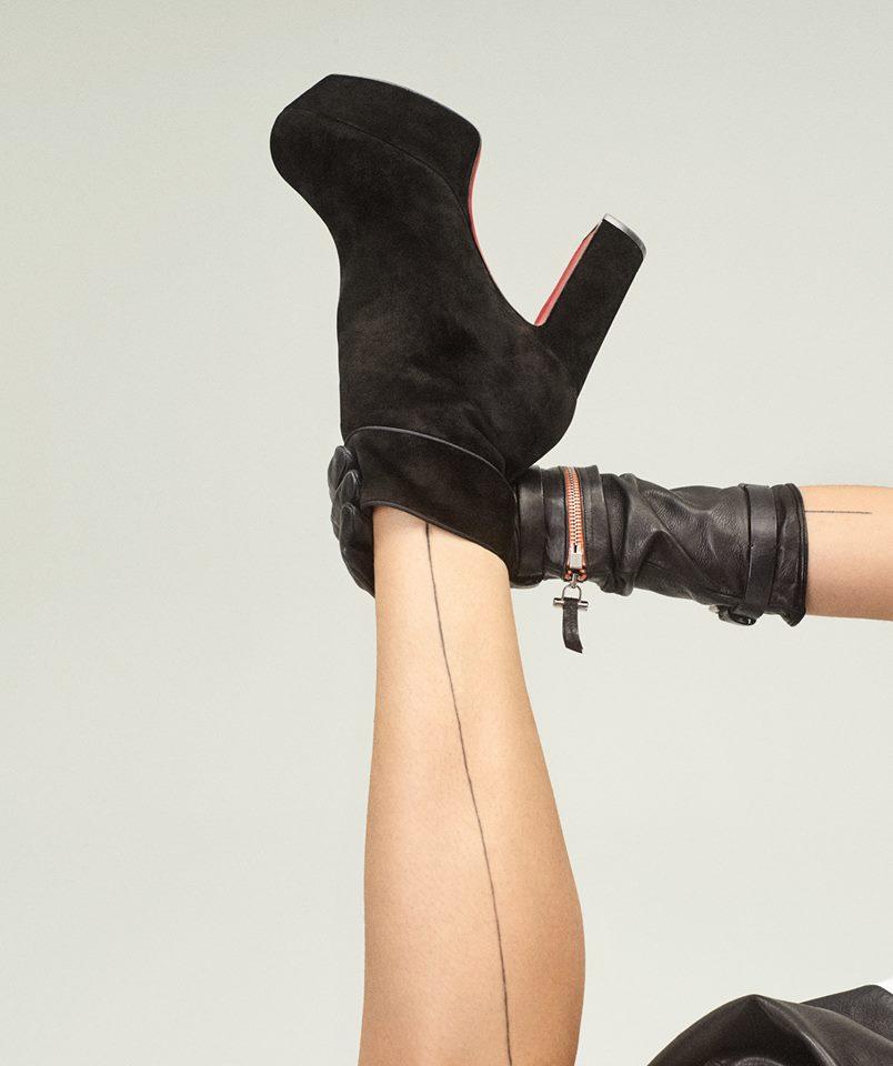 1ef6daafc0f Christian Louboutin Protorlato 110 mm - Shoes Post