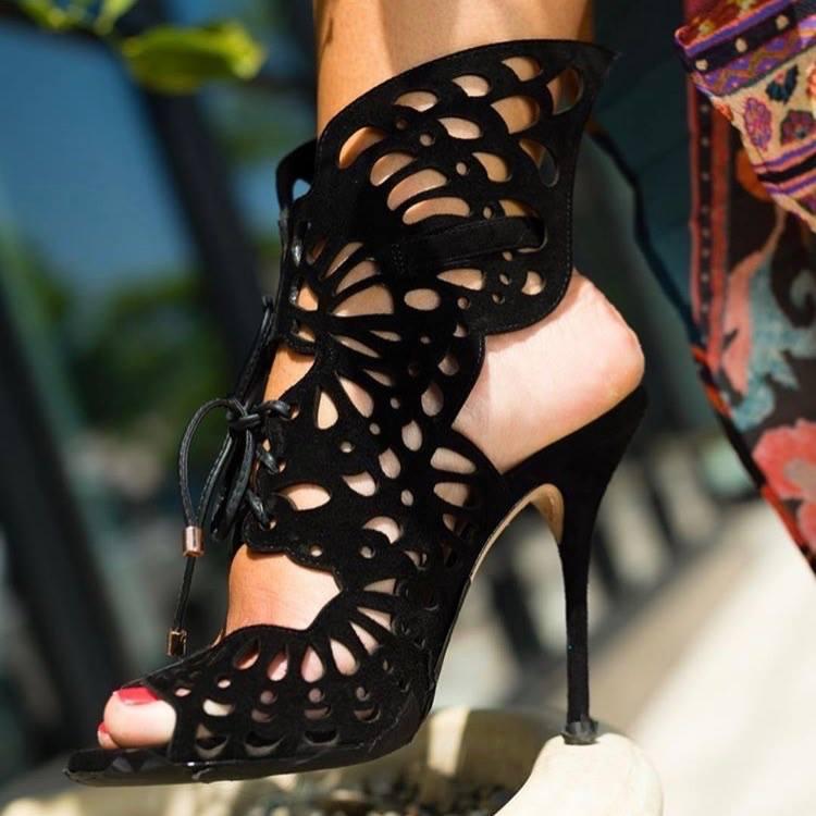 SOPHIA WEBSTER Electra sandals Nxyy3