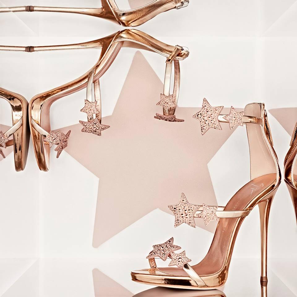 d426dac793ba9 GIUSEPPE ZANOTTI Coline crystal-embellished appliquéd metallic leather  sandals