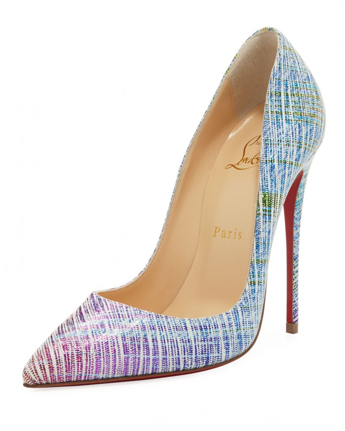 b0a50724498b Christian Louboutin So Kate Ombré Red Sole Pump - Shoes Post