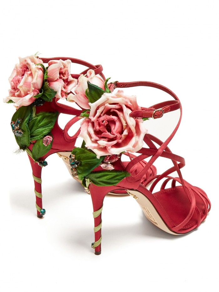Post Chaussures Rose Gabbana Sandales Keira Dolce À Sandales xq07B0P